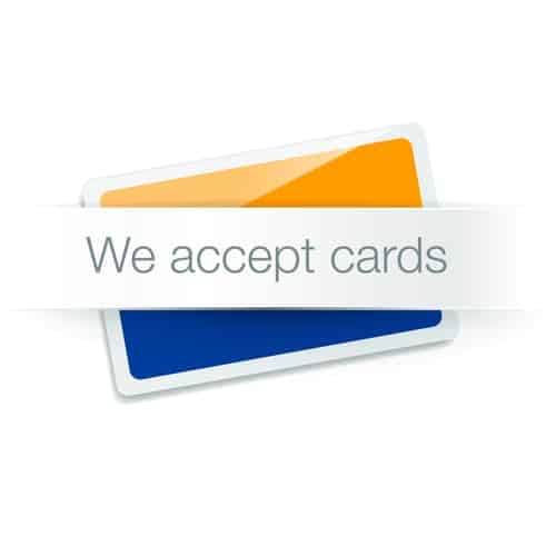 Accepting credit card payments is vital for your business for Accept business credit card