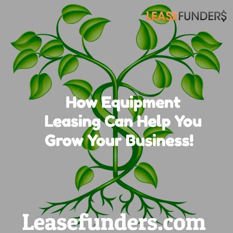 how an equipment lease can help your business