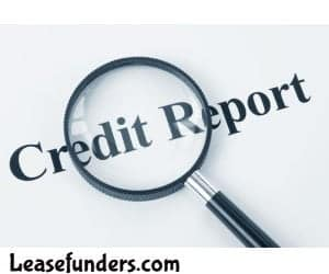 check your credit BEFORE applying for a bad credit equipment fease