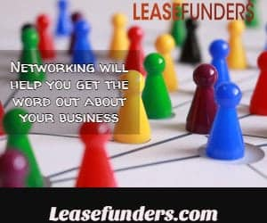 networking will help a startup business get the word out about their business
