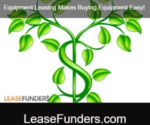 equipment leasing makes buying equipment easy