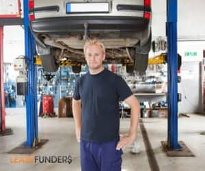 equipment leasing for auto body shops