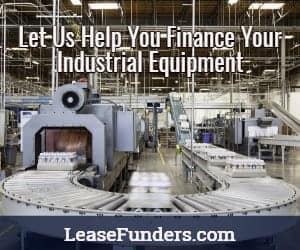 manufacturing / industrial equipment leasing