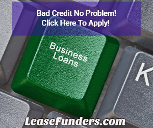 bad credit business loans apply