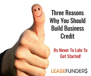 never too late to build business credit