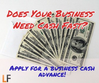 business cash advance loans