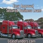Are Secured Business Loans ONLY For Business Owners With Bad Credit?